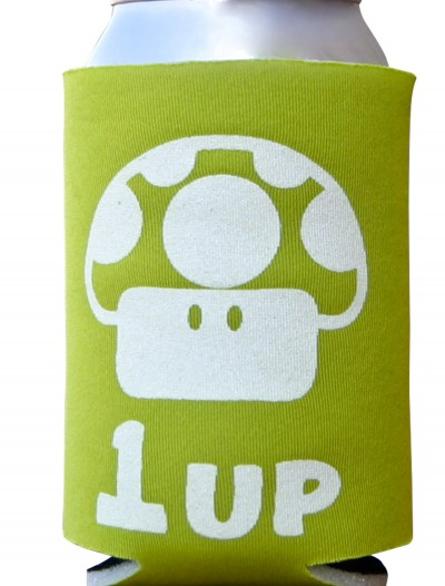1 Up Mario Can Koozie buy now