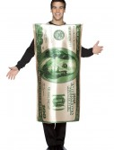 100 Dollar Bill Costume buy now