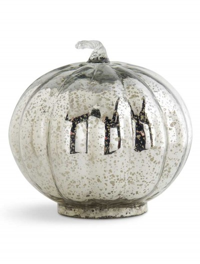 "11"" Round Mercury Pumpkin buy now"