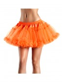 "12"" Orange 2-Layer Petticoat buy now"