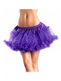 "12"" Purple 2-Layer Petticoat buy now"