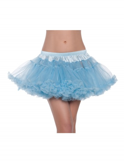 "12"" Sky Blue 2-Layer Petticoat buy now"
