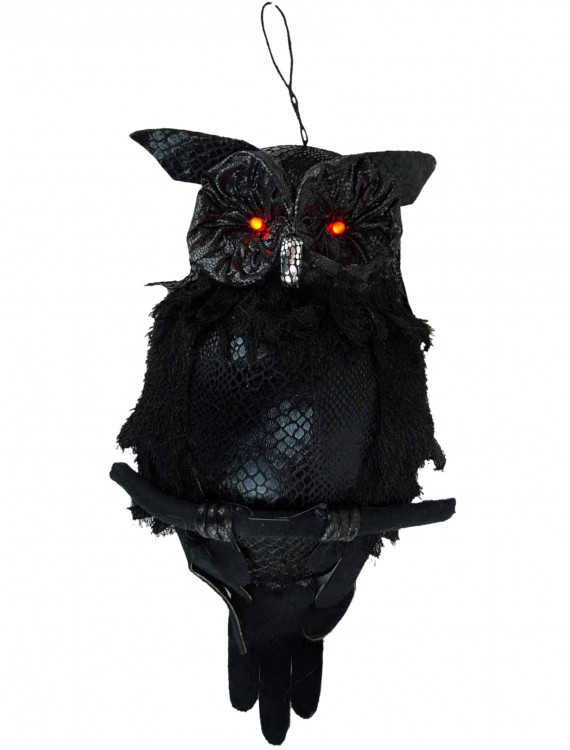 19 In Hanging Owl w/ Light Up Eyes buy now