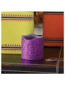 2 Inch Purple Glitter LED Candle buy now