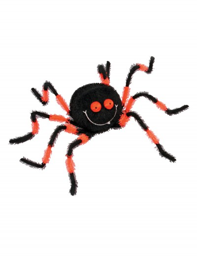 "20"" Orange and Black Posable Friendly Spider buy now"