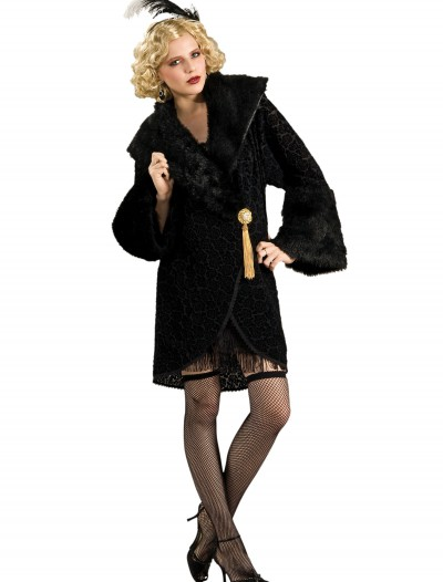 20's Flapper Coat Accessory buy now