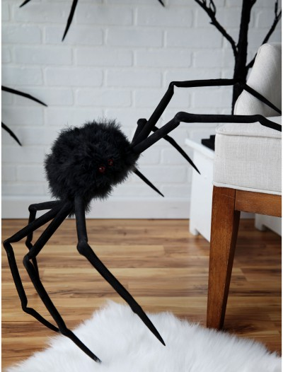 "Poseable 26"" Large Furry Spider buy now"