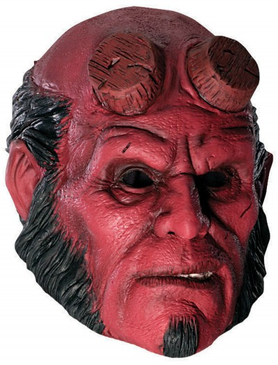 3/4 Latex Hellboy Mask buy now
