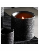 3 Inch Black Glitter LED Candle buy now