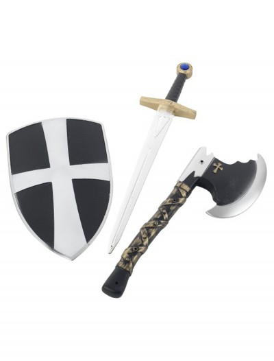 3 Piece Crusader Set buy now