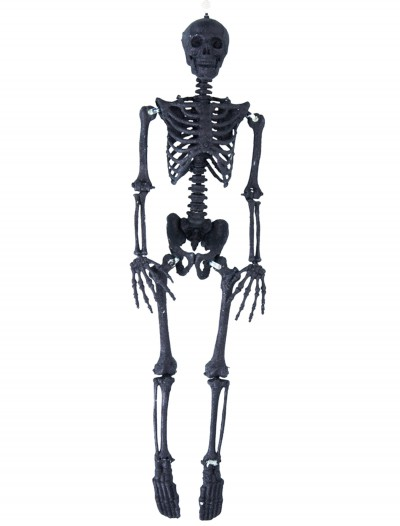 "35.5"" Black Glitter Skeleton buy now"