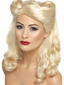 40's Blonde Pin Up Wig buy now