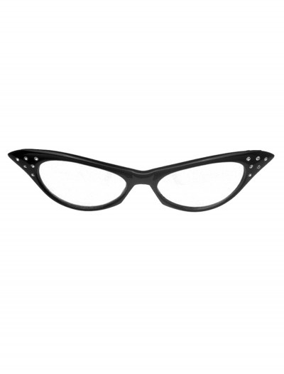50s Black Frame Glasses buy now