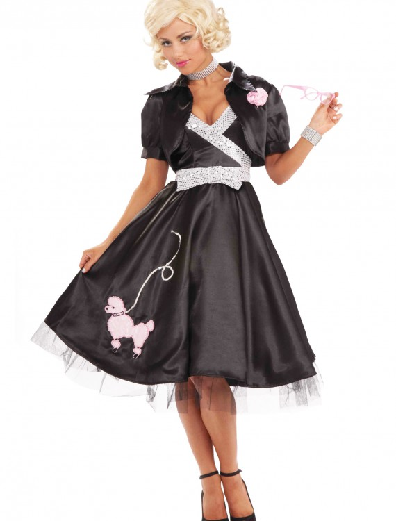 50s Poodle Diva Costume buy now