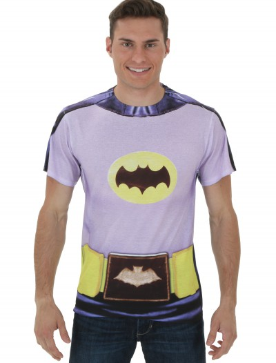 60's Batman Sublimated Costume T-Shirt buy now