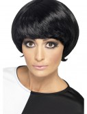 60s Black Psychedelic Wig buy now