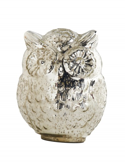 7.5 Inch Mercury Owl w/ Large Eyes buy now