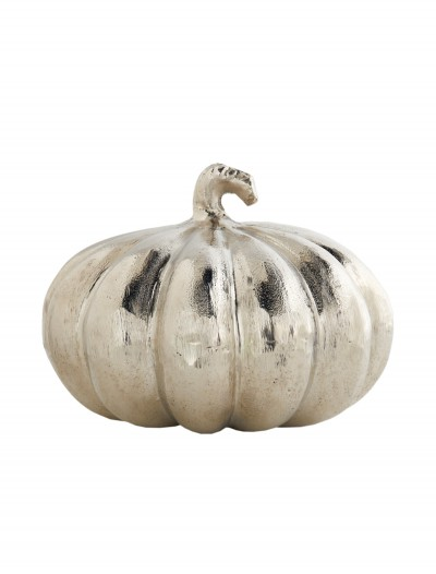8 Inch Nickel Pumpkin buy now