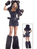 8 pc Deluxe Black Bear Costume buy now