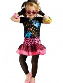 80s Pop Party Toddler Costume buy now