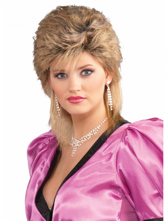 80's Salon Wig buy now