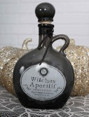 "8.5"" Witch's Black Potion Bottle buy now"