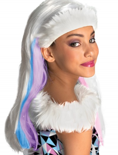 Abbey Bominable Child Wig buy now