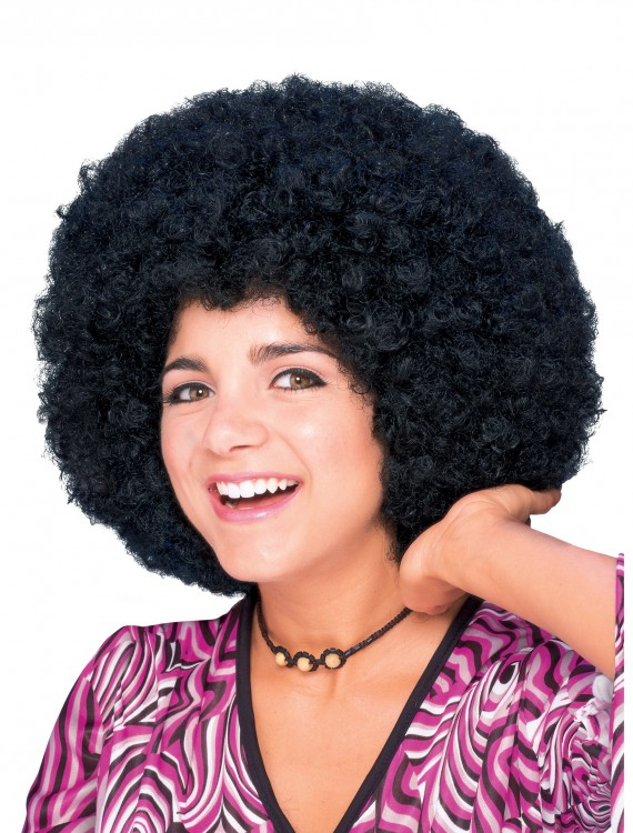 Adult Afro Wig buy now