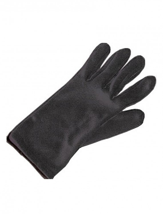 Adult Black Costume Gloves buy now
