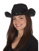 Adult Black Cowboy Hat buy now