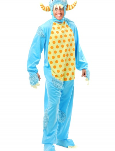 Adult Blue Monster Costume buy now