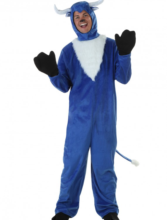 Adult Blue Ox Costume buy now