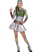 Adult Boba Fett Dress Costume buy now