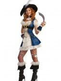 Adult Bonnie Blue Pirate Costume buy now