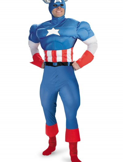 Captain America Costume buy now