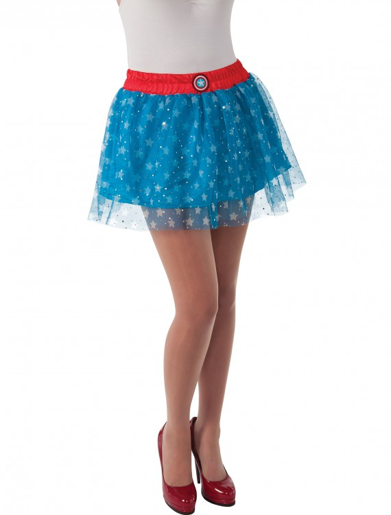 Adult Captain America Skirt buy now