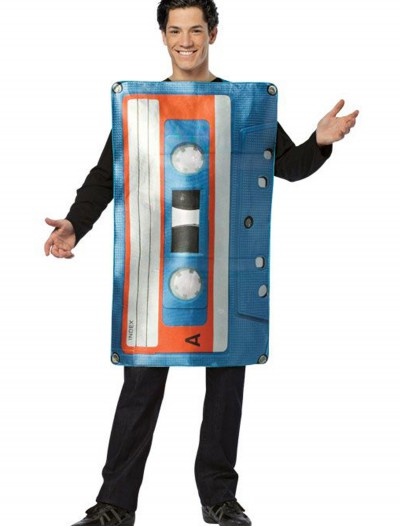 Adult Cassette Tape Costume buy now