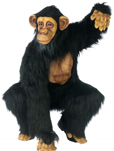 Adult Chimpanzee Costume buy now