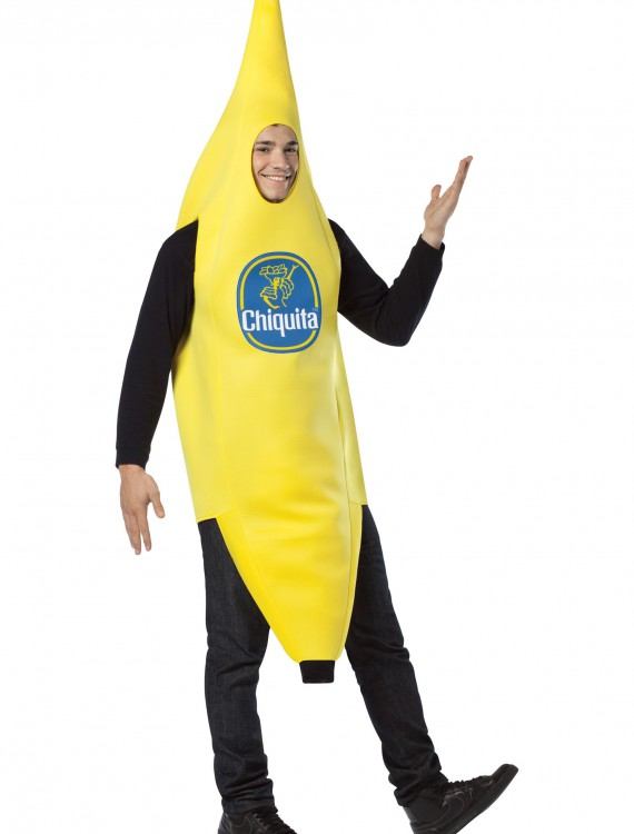 Adult Chiquita Banana Costume buy now