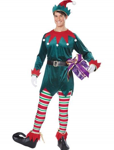 Adult Christmas Elf Costume buy now
