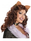 Adult Clawdeen Wig buy now