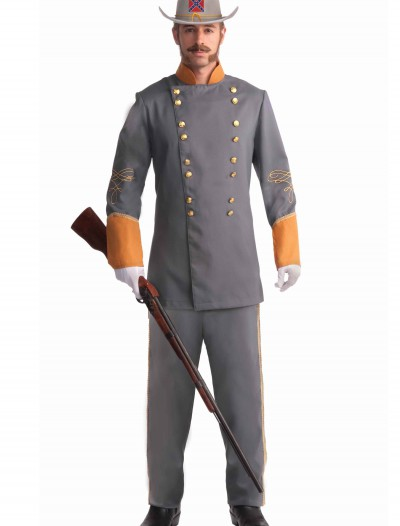 Adult Confederate Officer Costume buy now