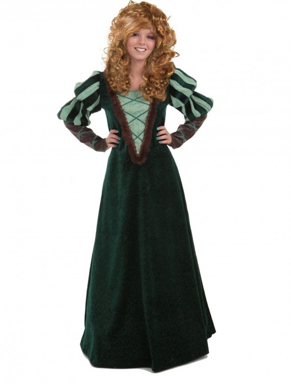Adult Courageous Forest Princess Costume buy now
