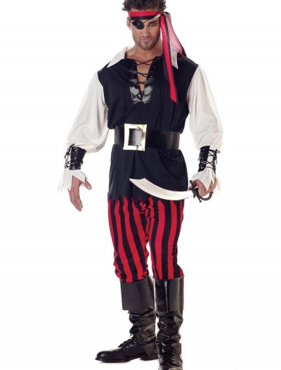 Adult Cutthroat Pirate Costume buy now