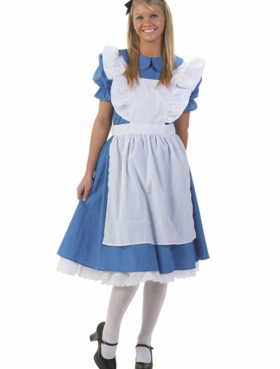 Adult Deluxe Alice Costume buy now