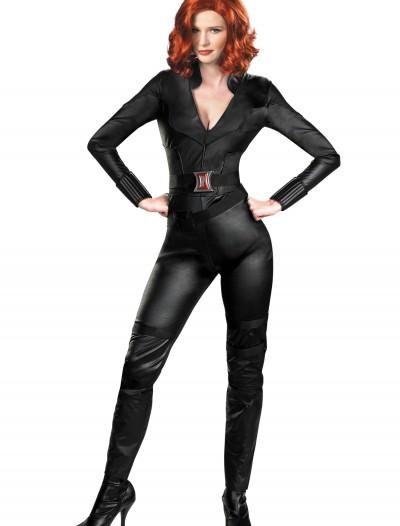 Adult Deluxe Avengers Black Widow Costume buy now