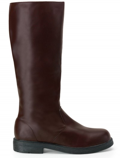 Adult Deluxe Brown Boots buy now