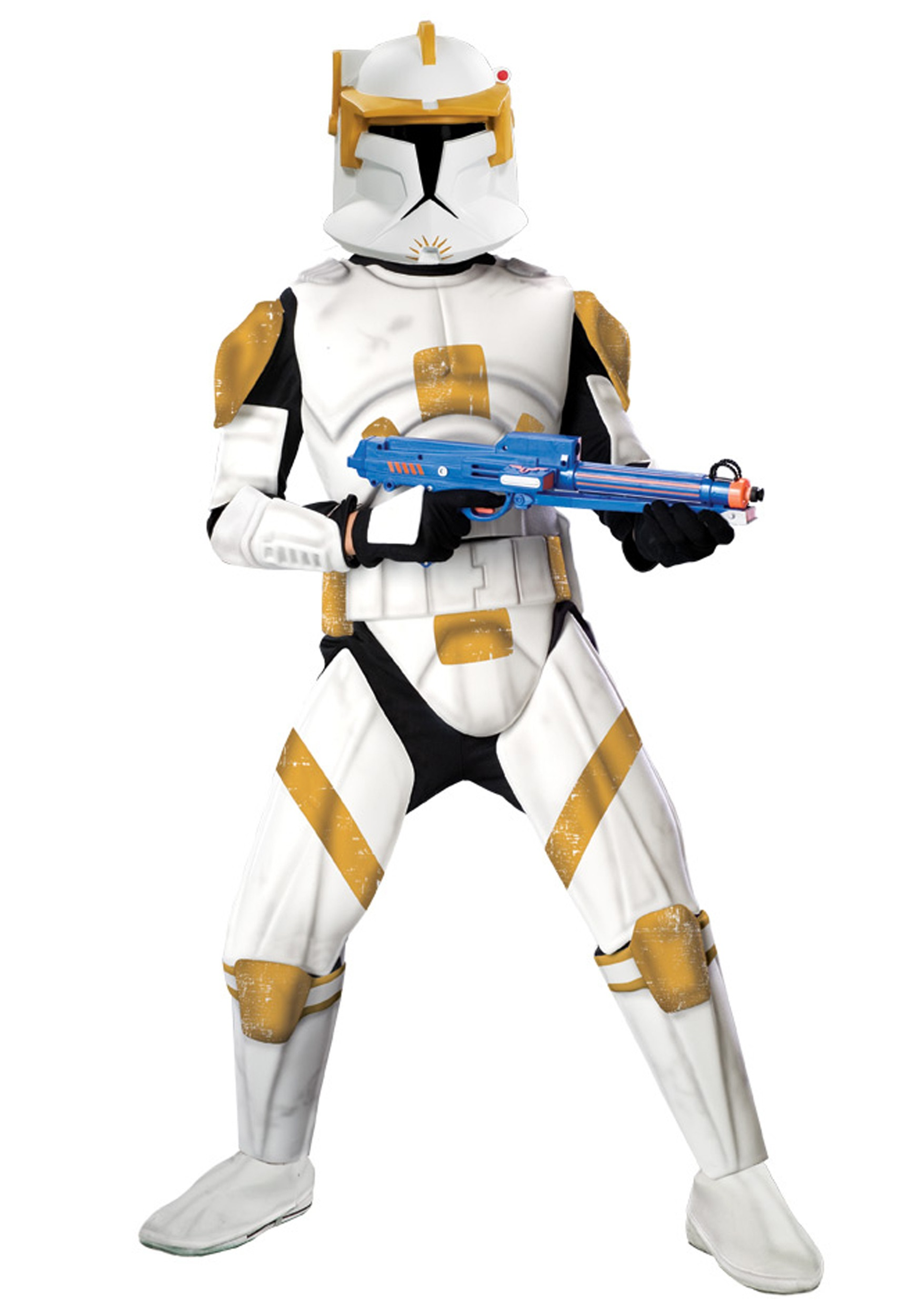 9720877668c Adult Deluxe Commander Cody Costume - Halloween Costumes