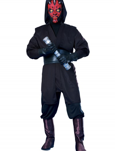 Adult Deluxe Darth Maul Costume buy now