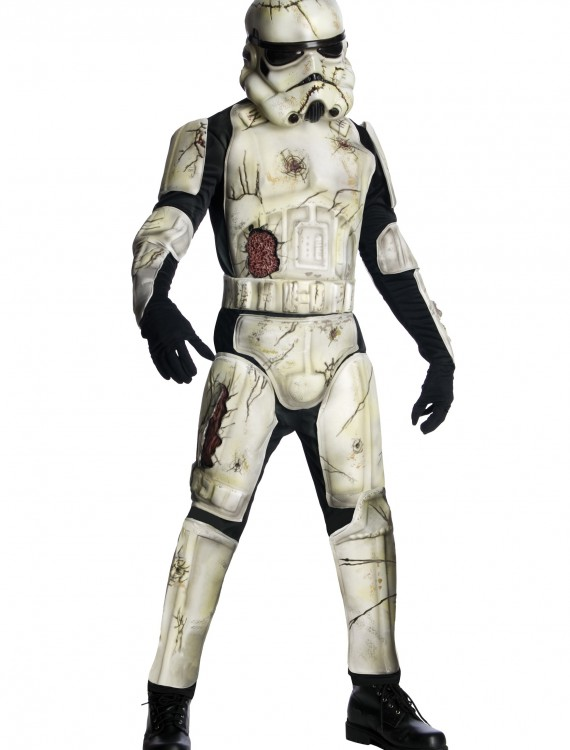 Adult Deluxe Death Trooper Costume buy now